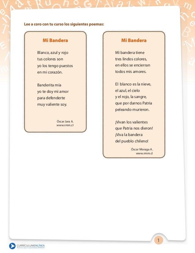 Poemas Para La Bandera
