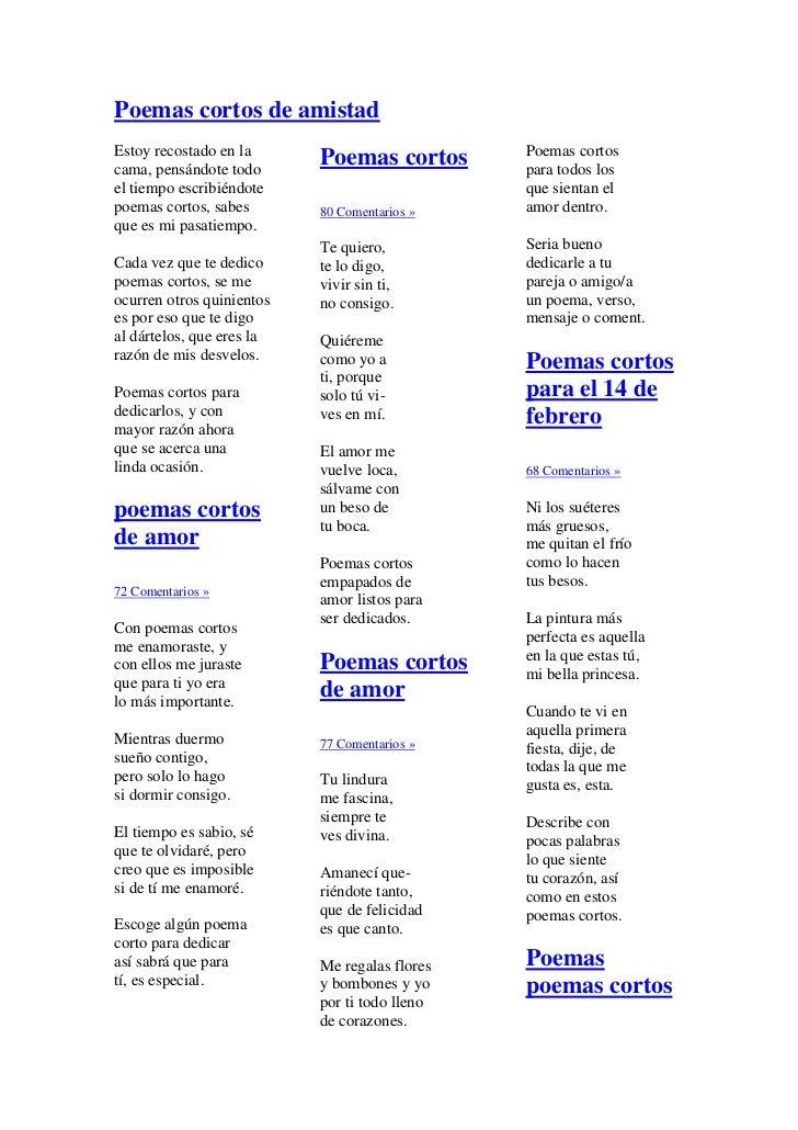 """HYPERLINK """"http://poemascortos.info/2011/02/09/poemas-cortos-de-amistad-2/"""" o """"Permanent Link to Poemas cortos de amistad..."""
