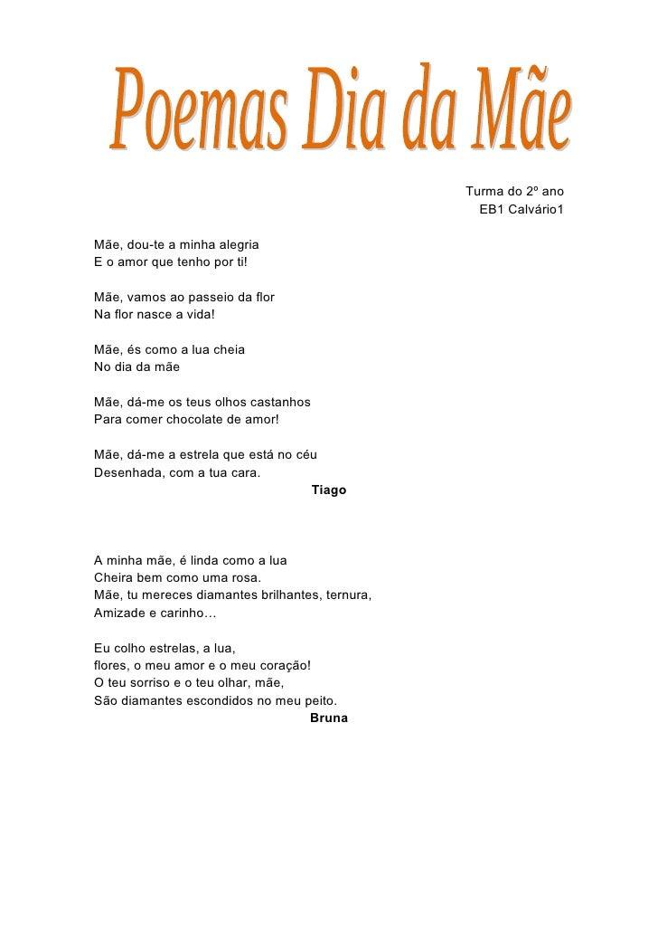 Poemas Dia da Mãe EB1calvario1
