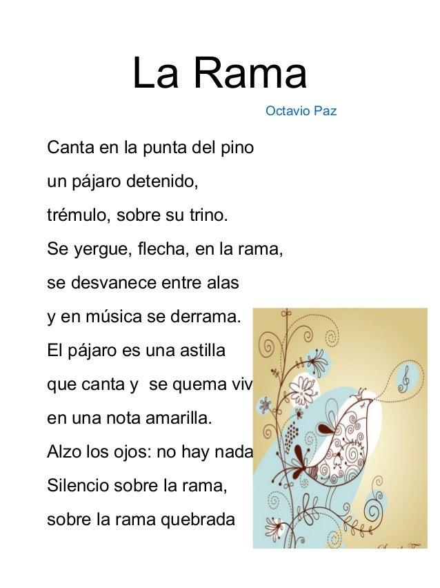 Poema La Rama autor Octavio Paz Poemas-para-nios-de-primaria-4-638