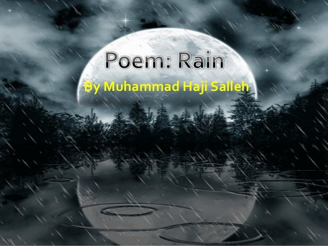 By Muhammad Haji Salleh