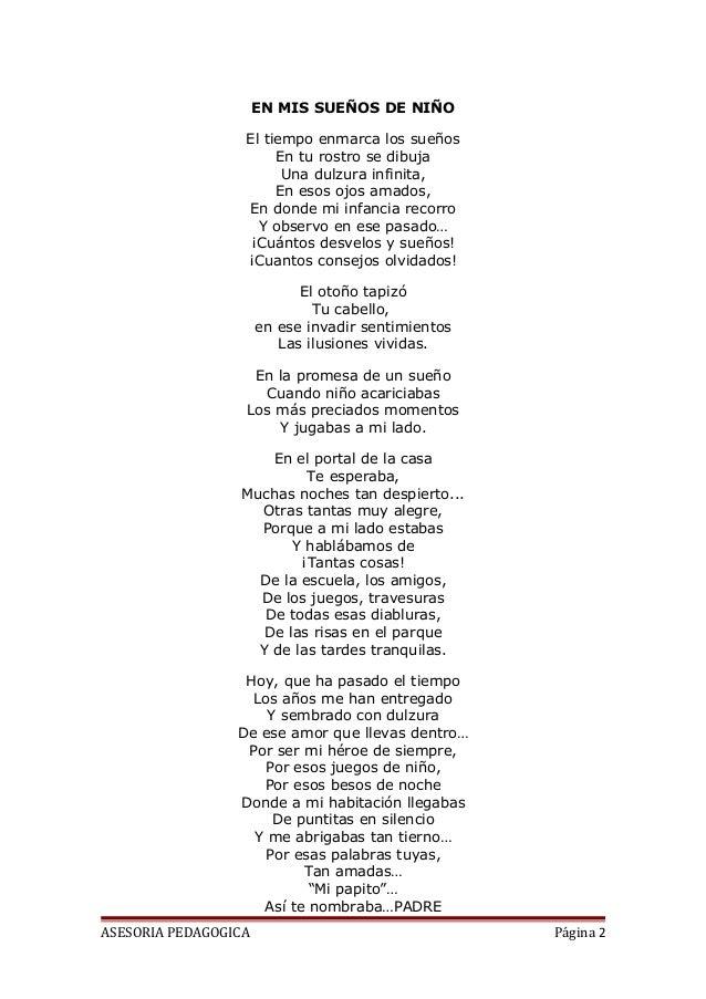 Poes a por el d a del padre - La casa de los suenos olvidados ...