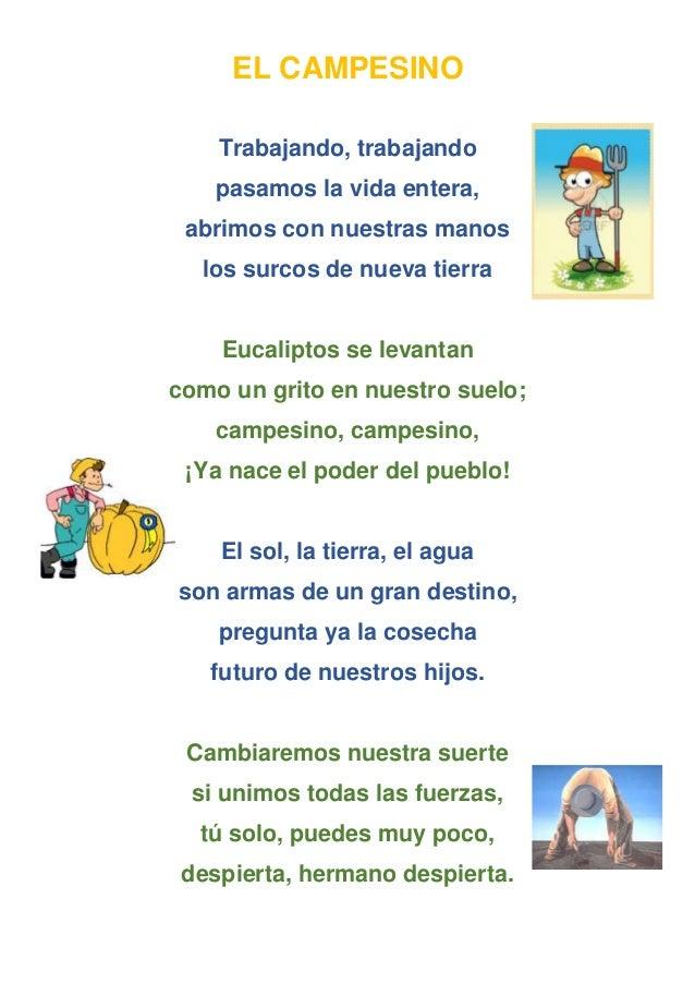Poesia campesino