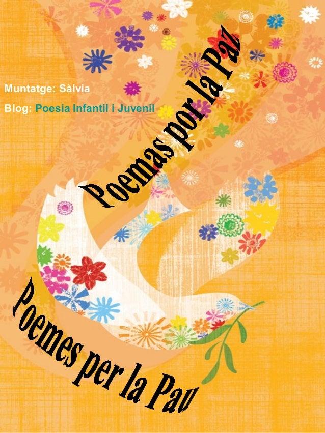 Muntatge: SàlviaBlog: Poesia Infantil i Juvenil