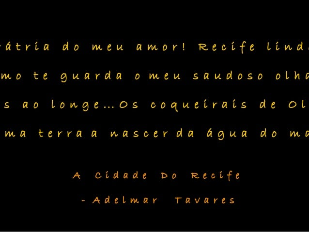 Poesia Recife