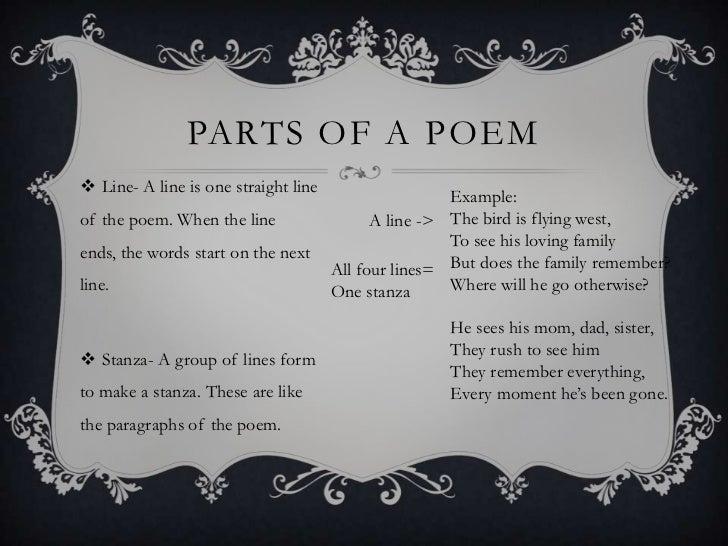 How to write a 4 stanza pantoum