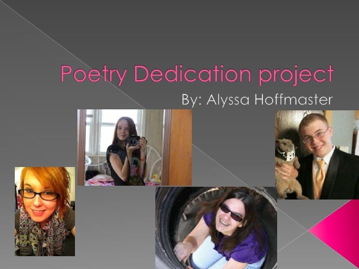    I would like to dedicate this this project to all of    my best friends, not only are (most) of us    graduating in a ...