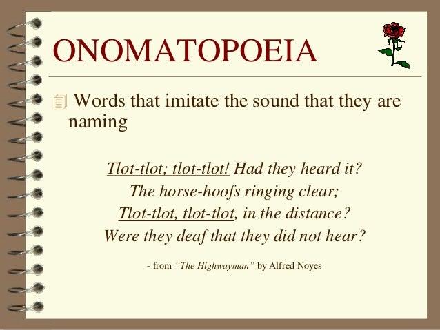 Famous Onomatopoeia Poems Poetry Notes 638 X 479