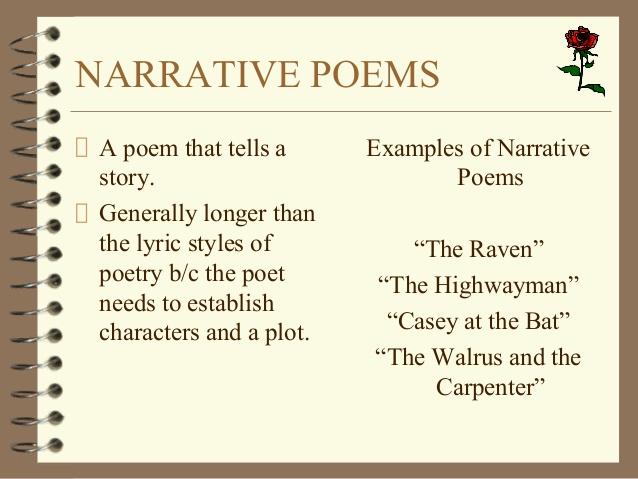 Narrative Essay Examples Middle School 27.05.2017