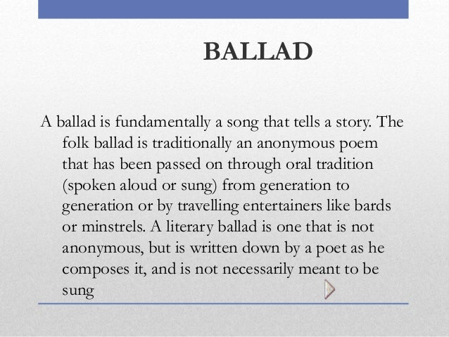 Ballad Poems About Balloons 102