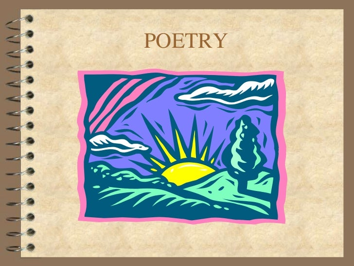 POETRY<br />