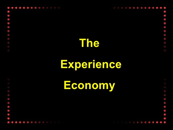 Poev And Birthday Experience Slides
