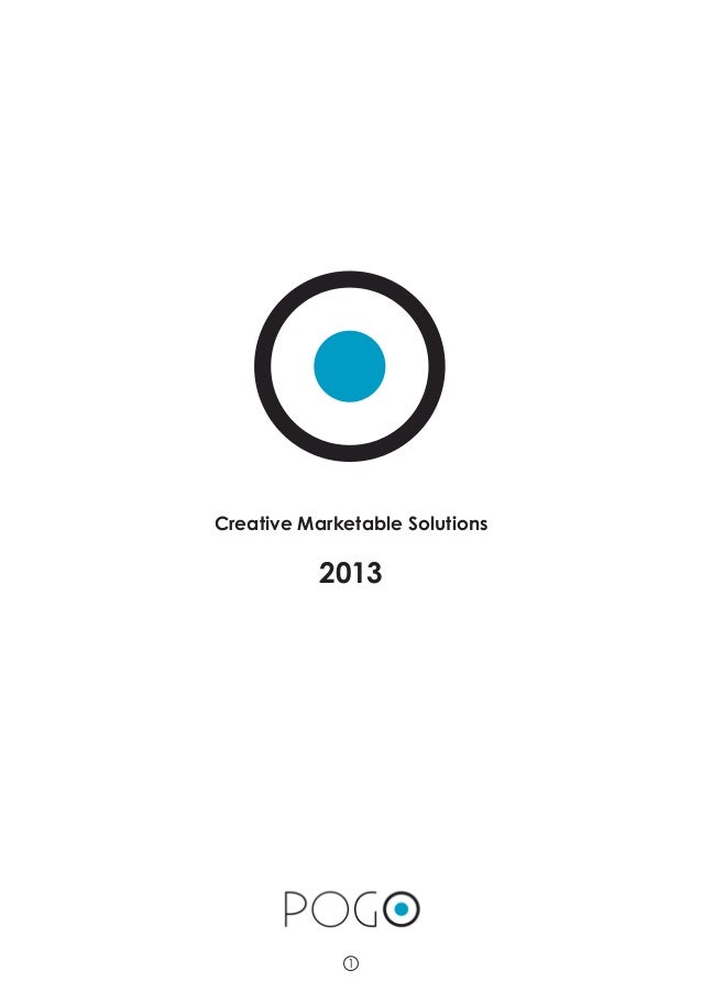 Creative Marketable Solutions  2013  1