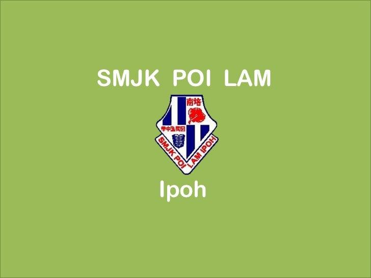 'Jom! Let's Visit Perak!'