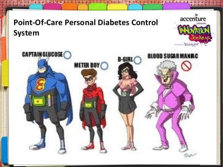 Point-Of-Care Personal Diabetes ControlSystem