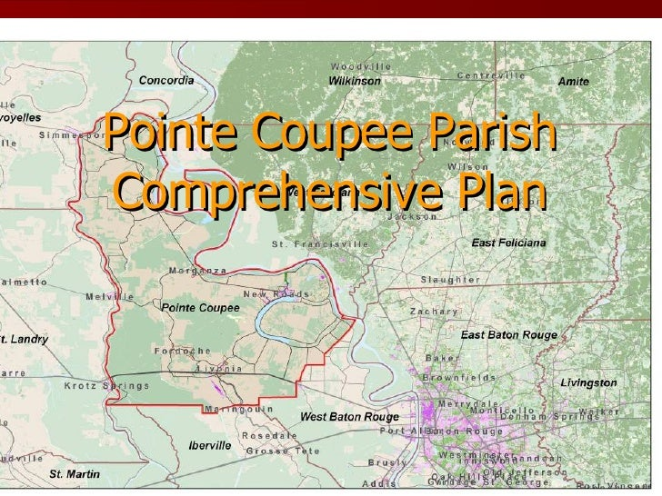 April 9th 2008 Future Pointe Coupee Meeting