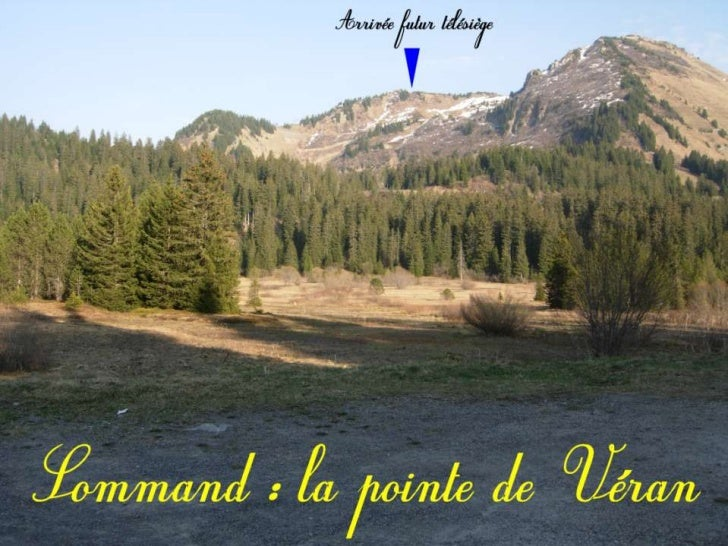 Pointe de Véran