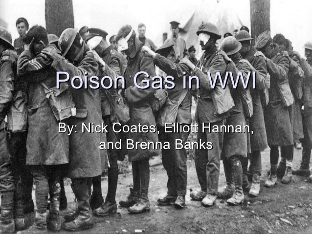 """poison gas wwi Autopsies of people who died of mustard gas poisoning during wwi showed  researchers then thought, """"hmm, if mustard gas kills white blood cells, could it."""