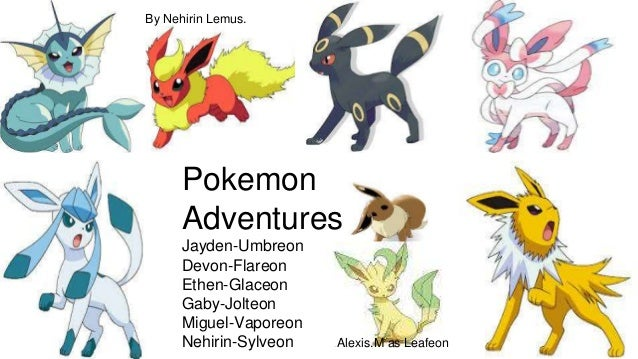 Pokemon Adventures Part 1 Where It all Begins..