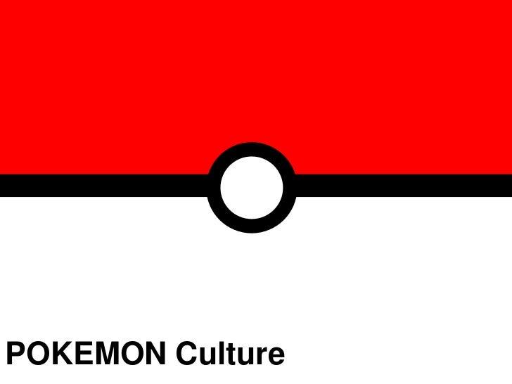 Pokemon culture