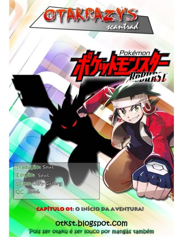 Pokémon Réburst Vol 01 Cap 01