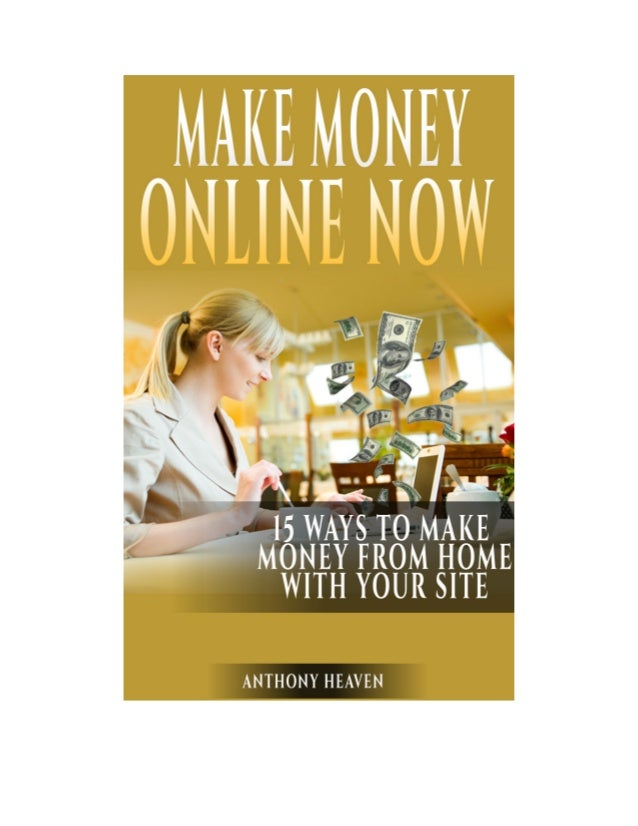 earn money online work from home