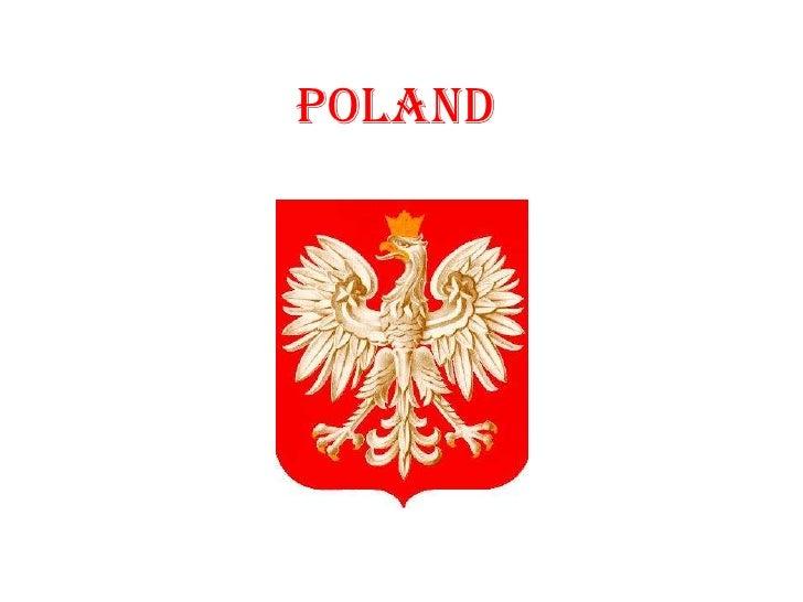 POLAND<br />