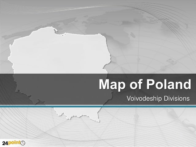 Voivodeship Divisions