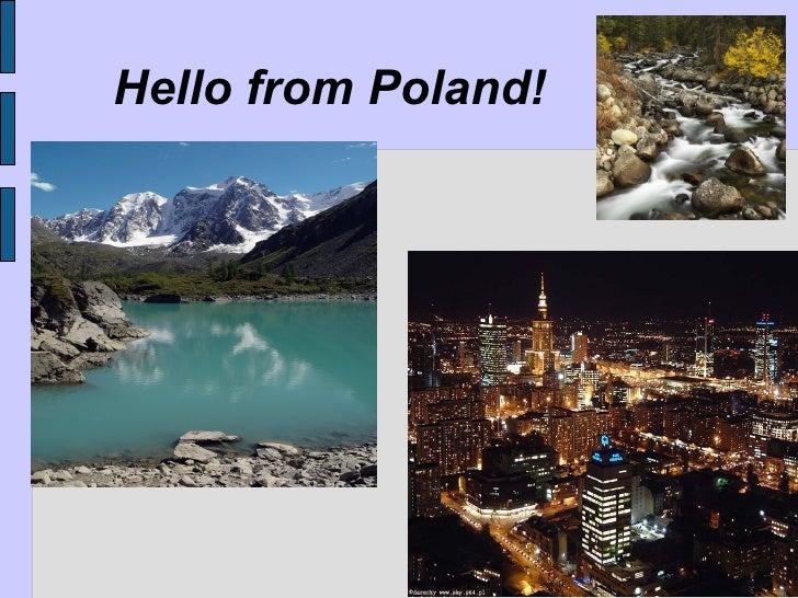 Hello from Poland!