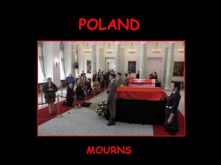 Poland Mourns - April 2010