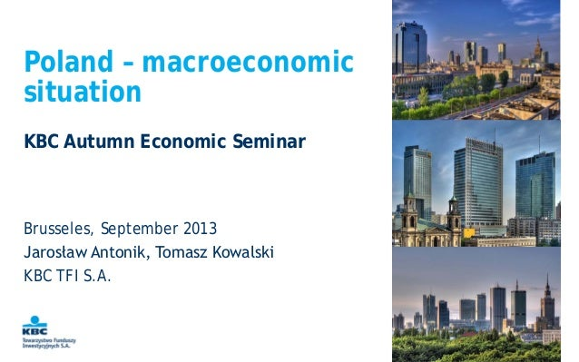 Poland: macro economics review and preview 2014