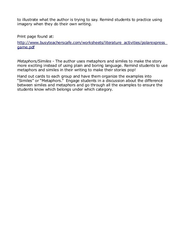 math worksheet : polar express activities : Polar Express Math Worksheets