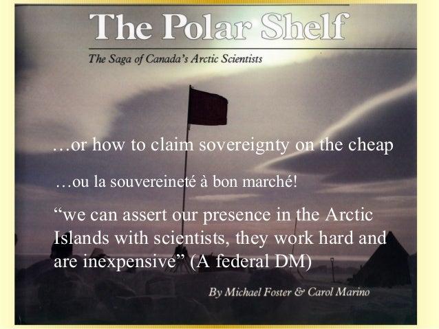 Polar shelf