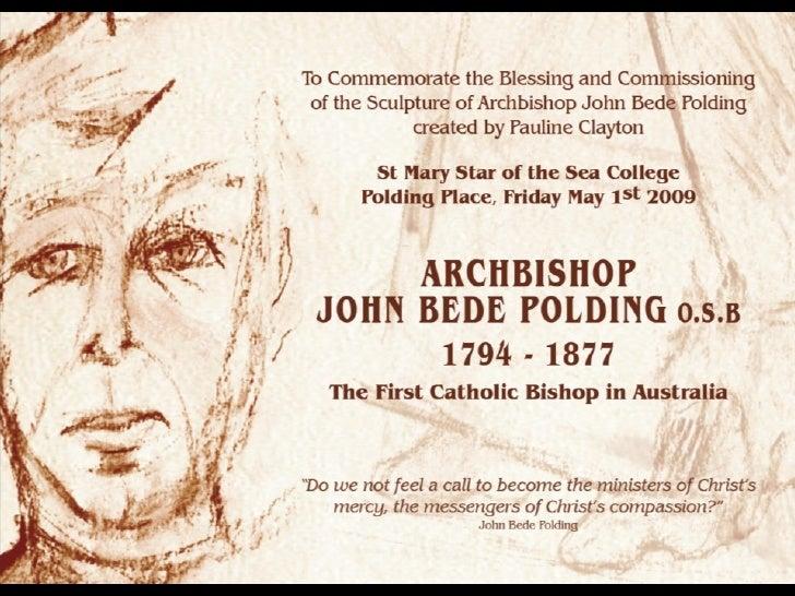 Archbishop Bede Polding