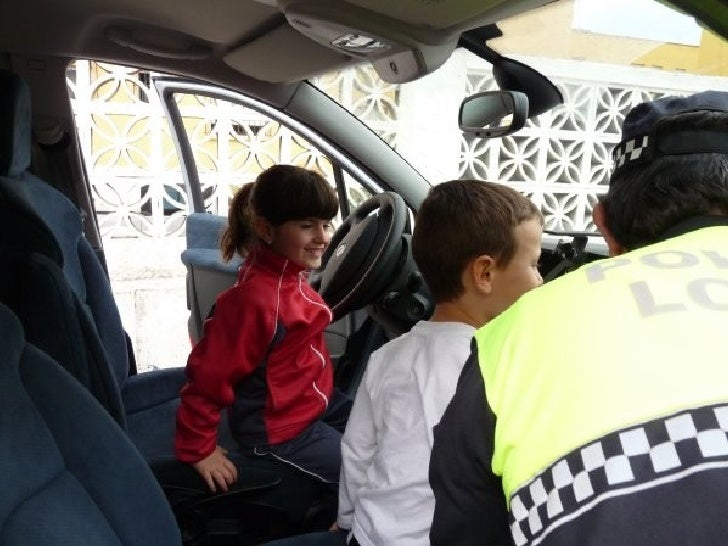 Policía Local en el cole 2