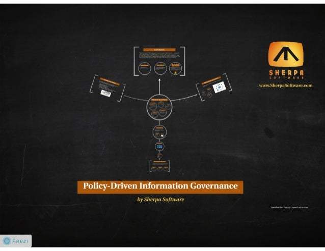 Policy-Driven Information Governance
