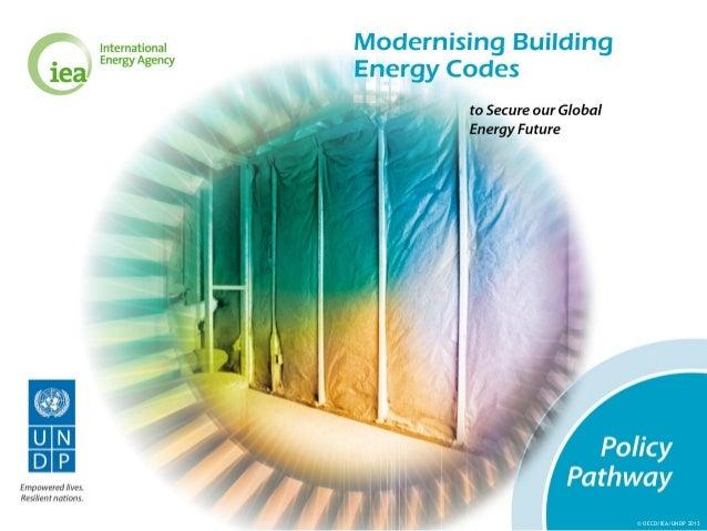 © OECD/IEA/UNDP 2013