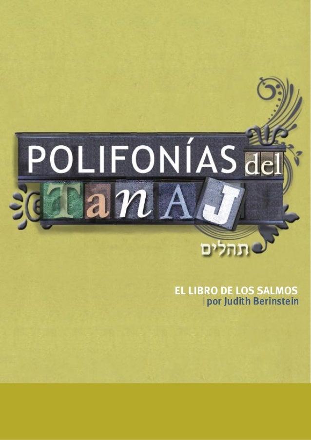 EL LIBRO DE LOS SALMOS por Judith Berinsteinpor Judith Berinstein