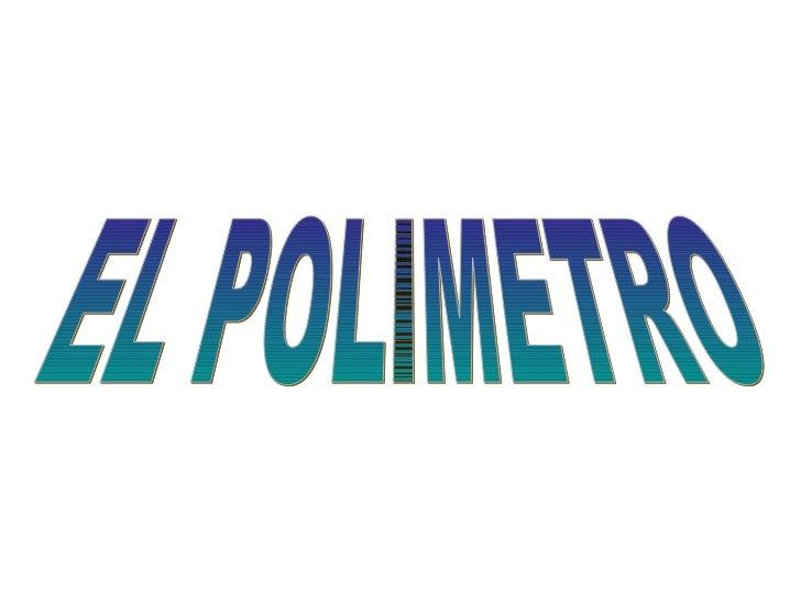 Polimetro