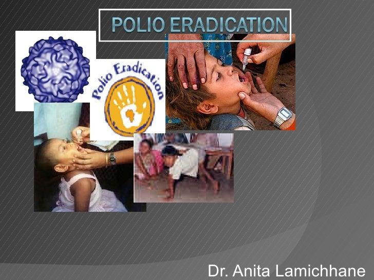 Dr. Anita Lamichhane