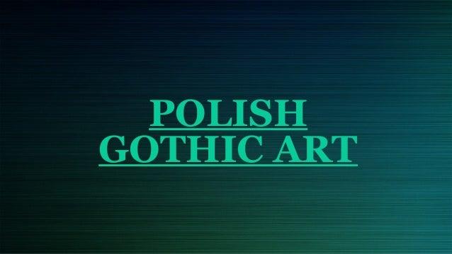 Polish gothic art