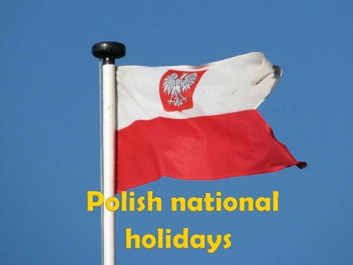 Polish national holidays(1)