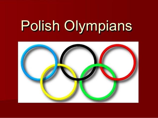 Polish Olympians