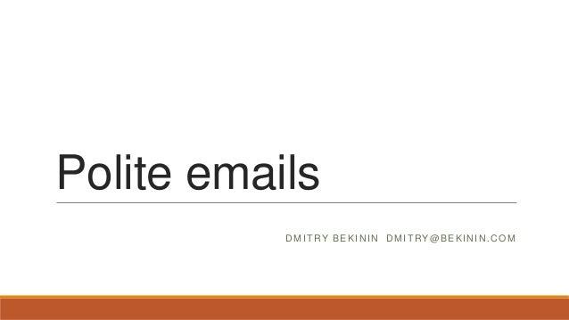 FCE - informal letter or email