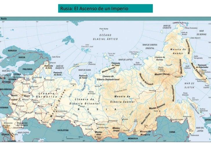 Rusia: El Ascenso de un Imperio<br />
