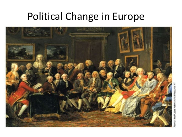 Political change in europe powerpoint