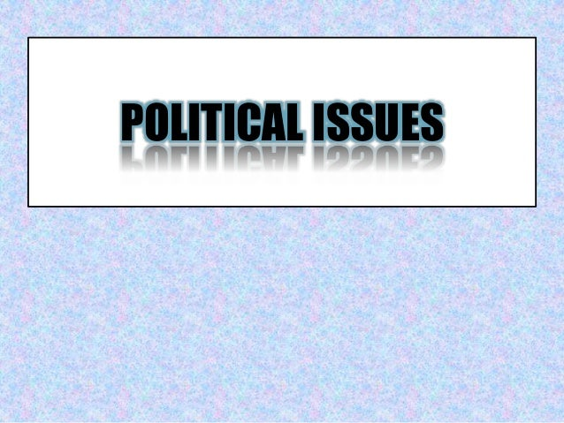 political issues The latest news on donald trump, congress, campaigns, elections, policy and everything politics from huffpost.