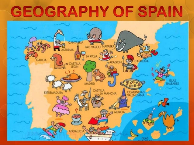 Spanish territory includes: - The peninsula - The Balearic Islands in the Mediterranean Sea - The Canary Islands off the w...