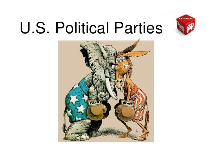 U.S. Political Parties<br />