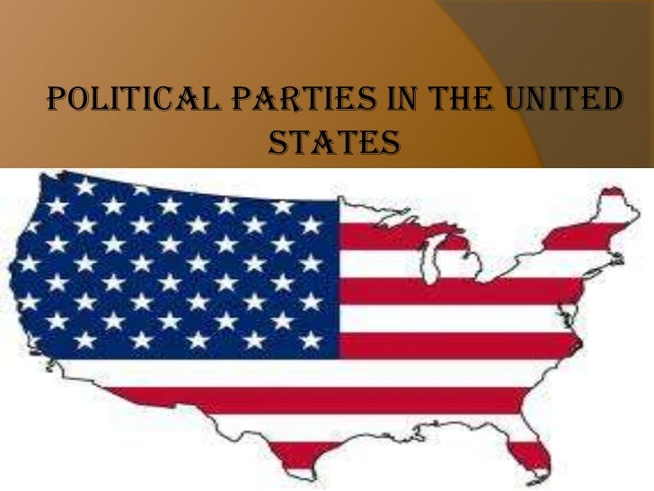 Political parties in the United States <br />